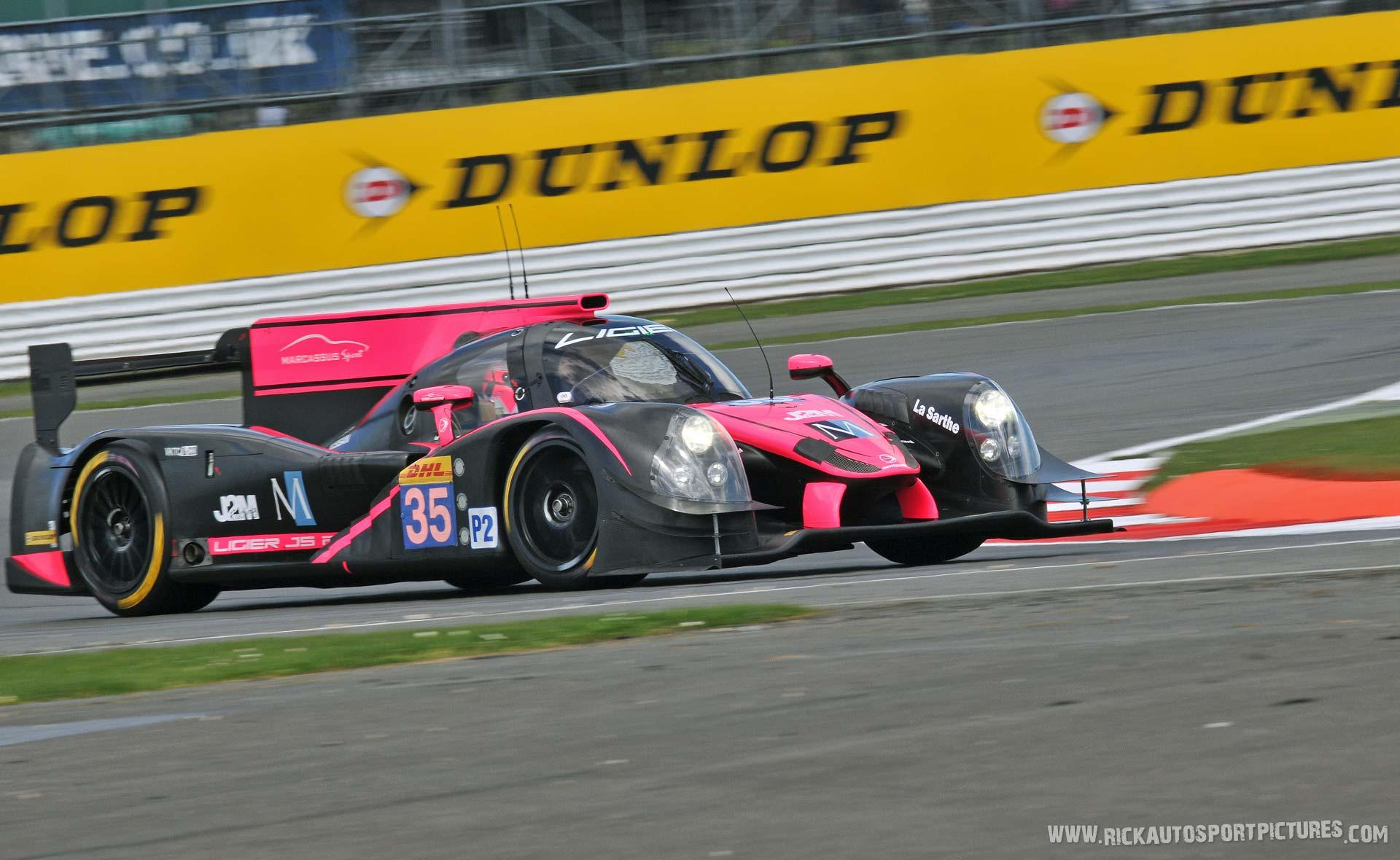Jacques Nicolet silverstone 2015