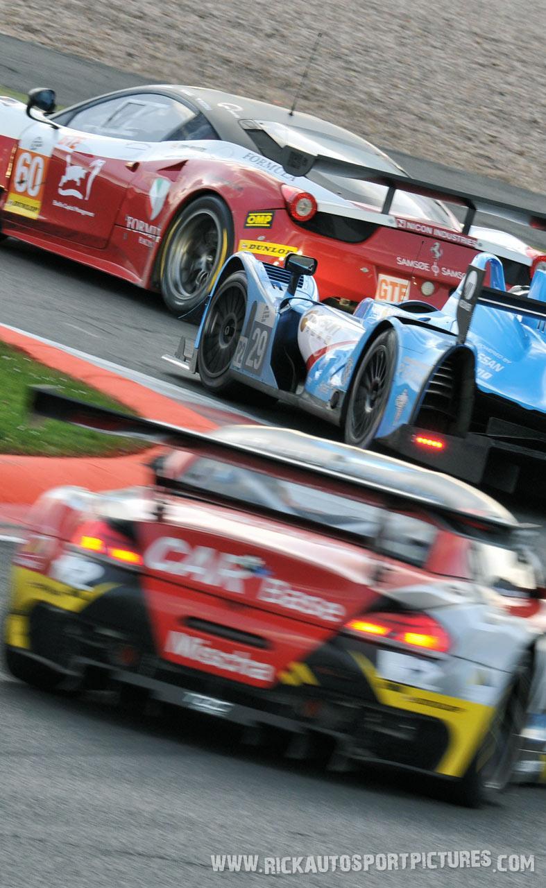 Pegasus Racing Silverstone 2015
