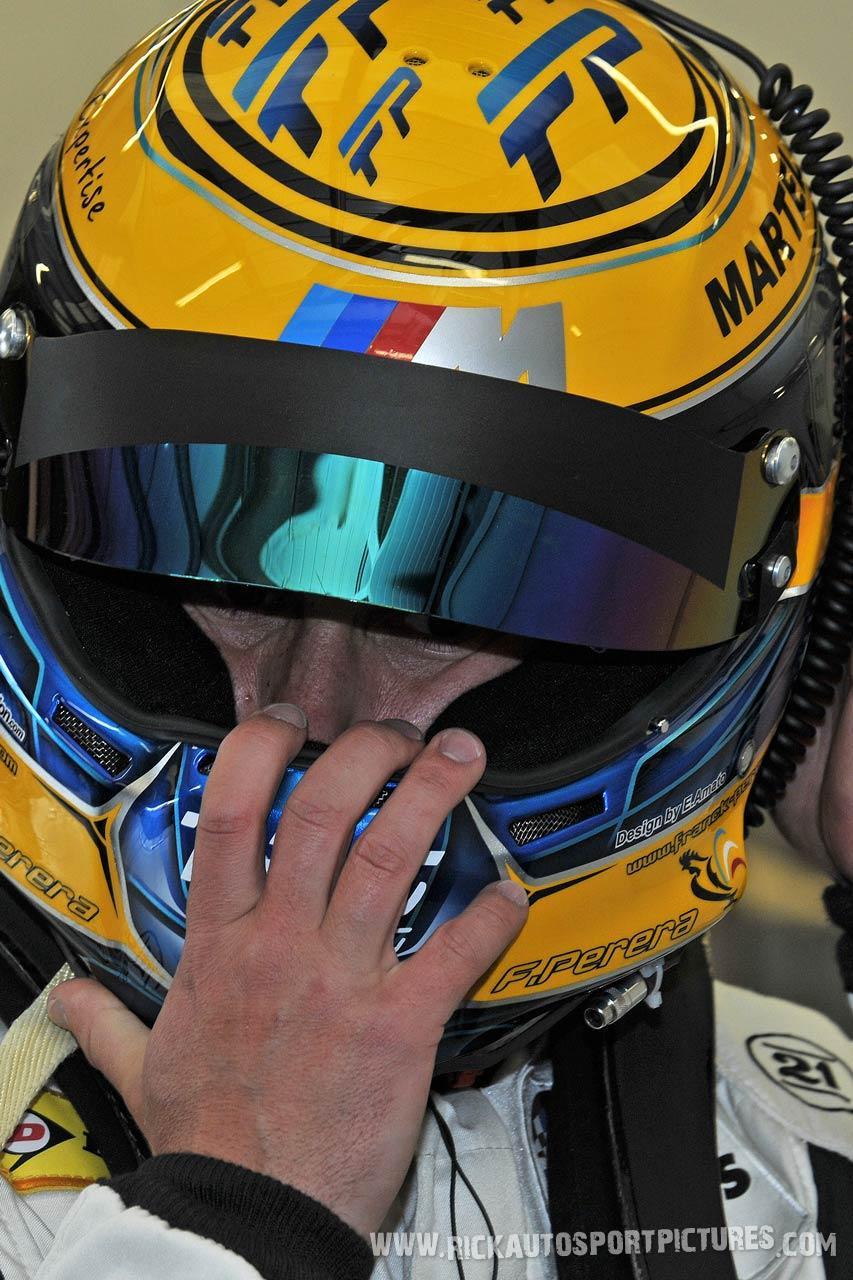 Franck Perera TDS Racing 2015