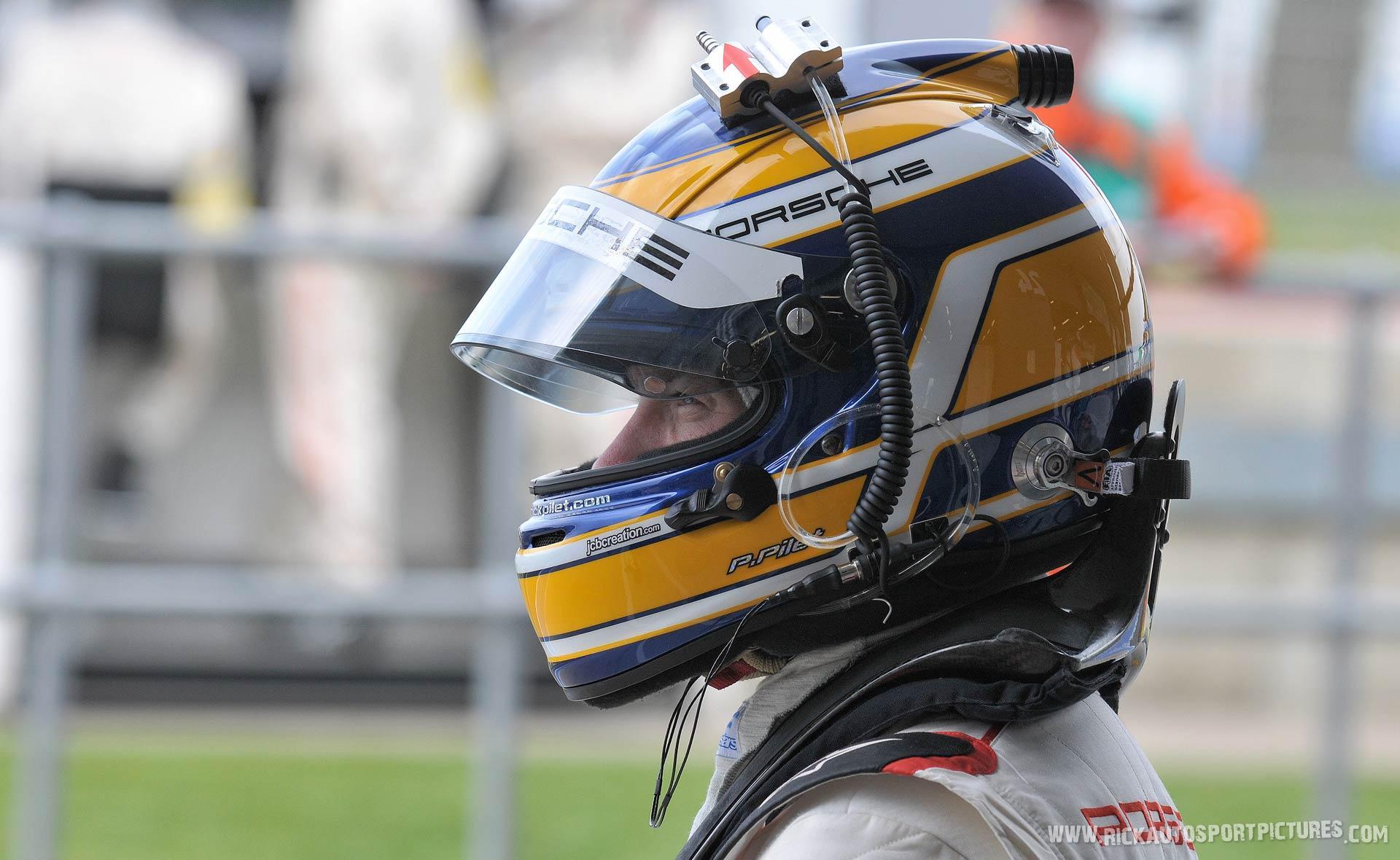 Patrick Pilet Porsche Manthey Silverstone 2015