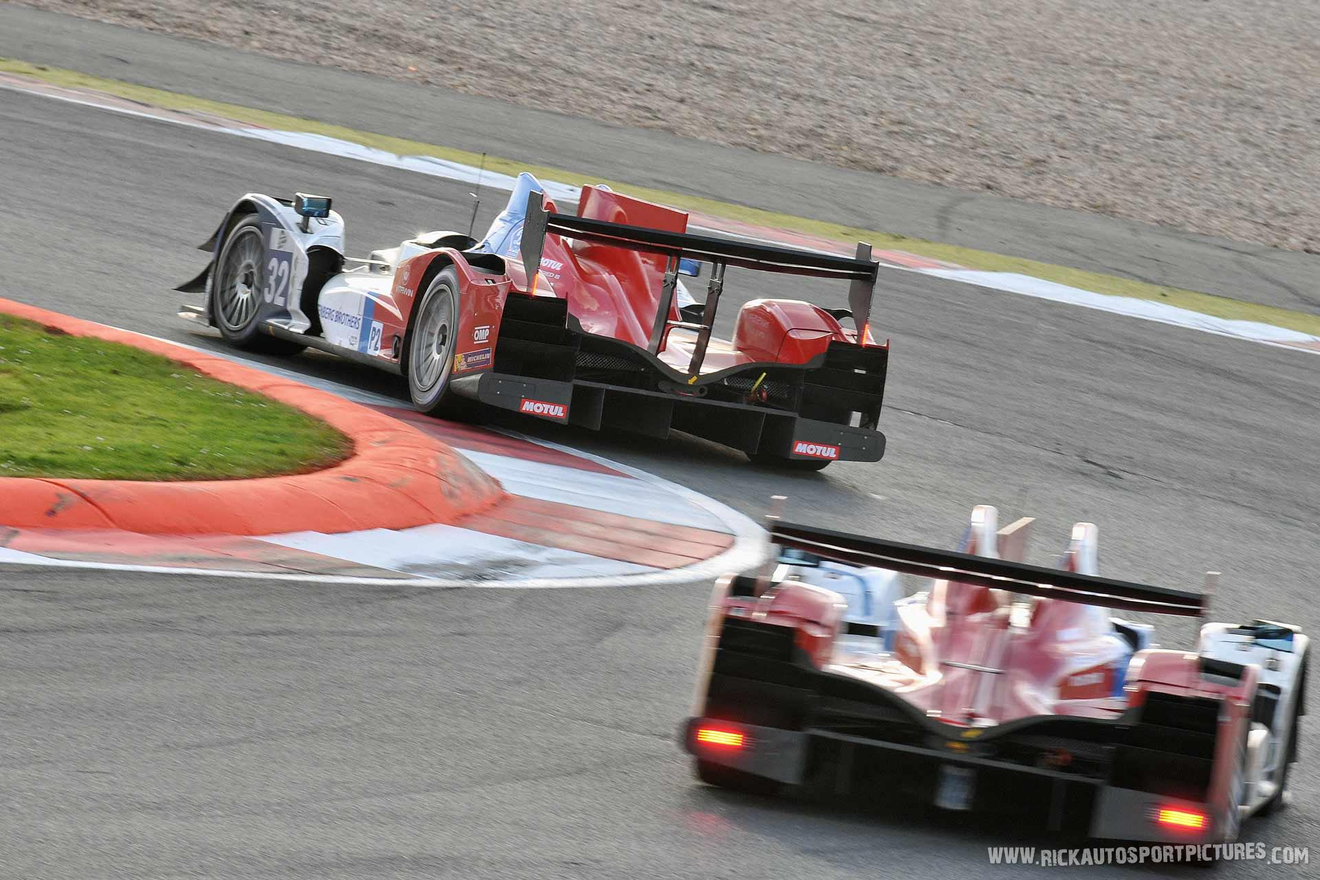 SMP Racing by AF Corse silverstone 2015