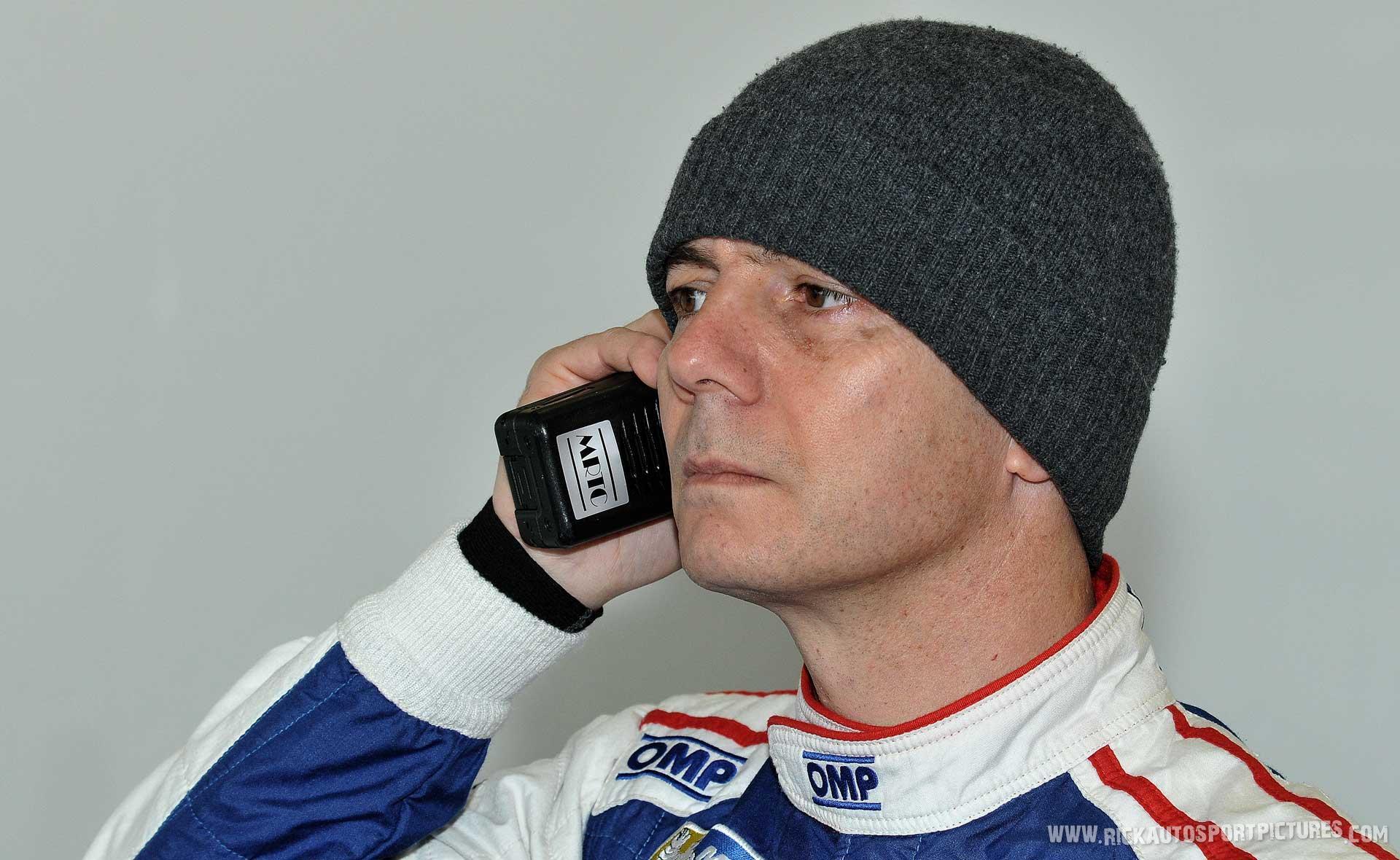 Maurizio Mediani Silverstone 2015