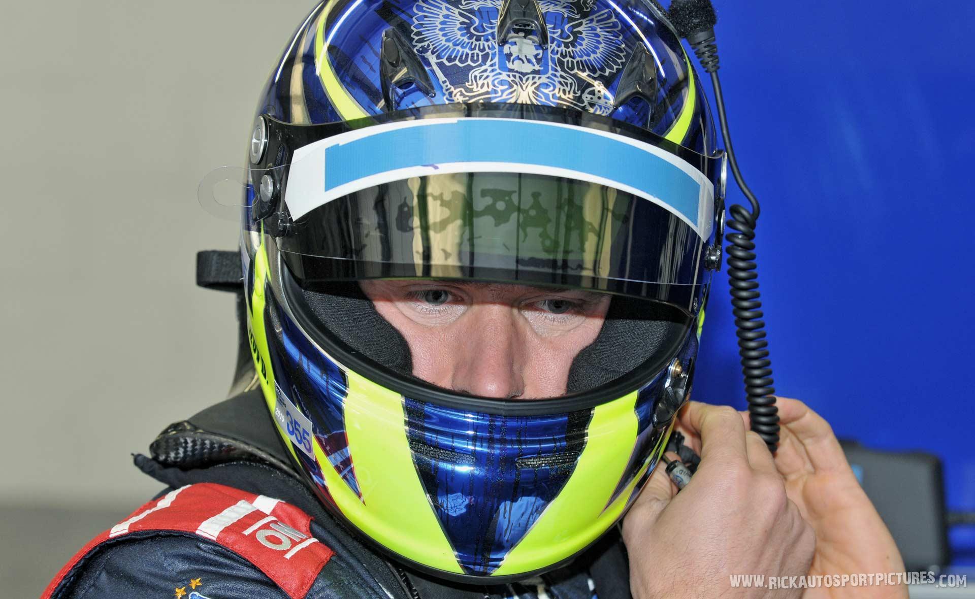 David Markozov Silverstone 2015