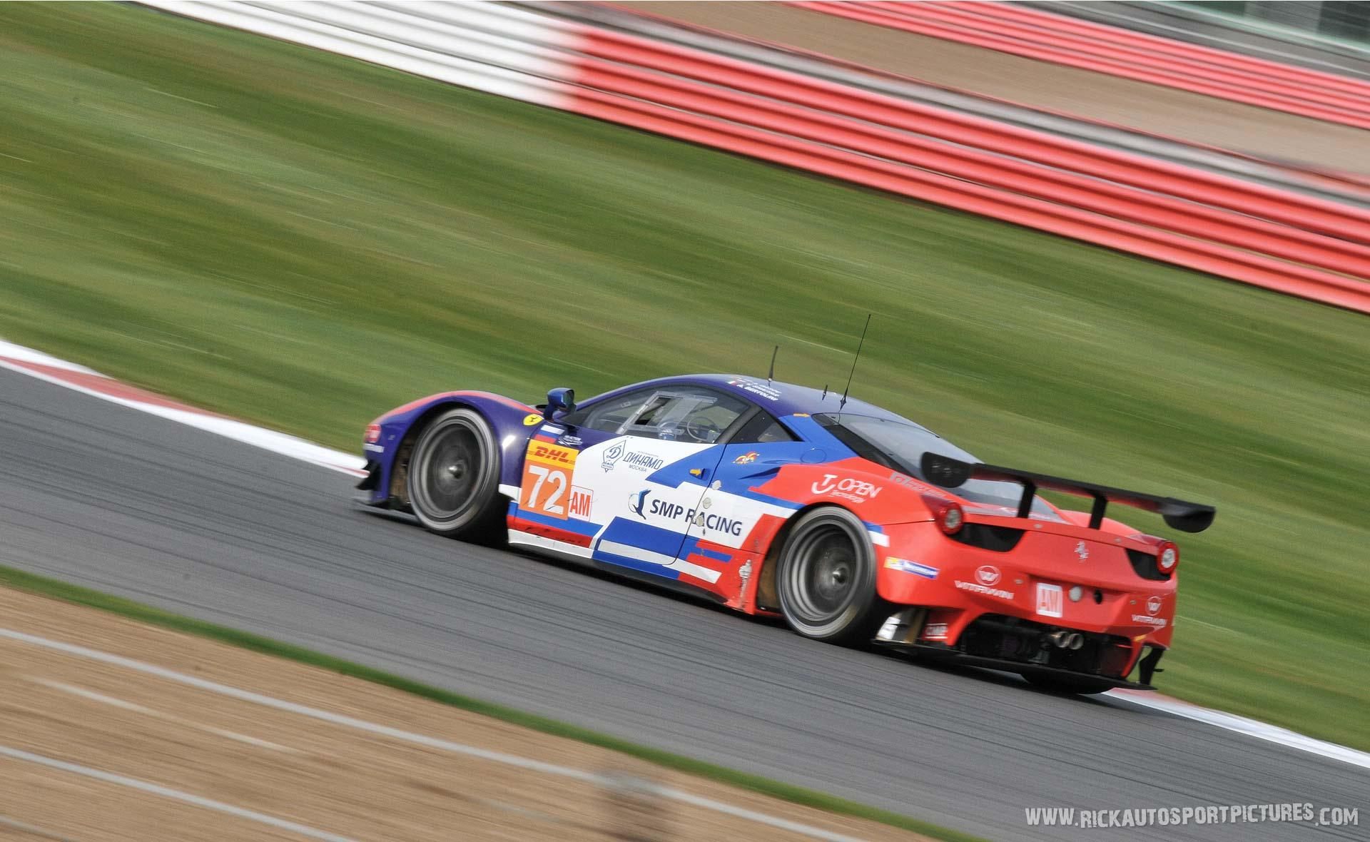 SMP Racing Silverstone 2015