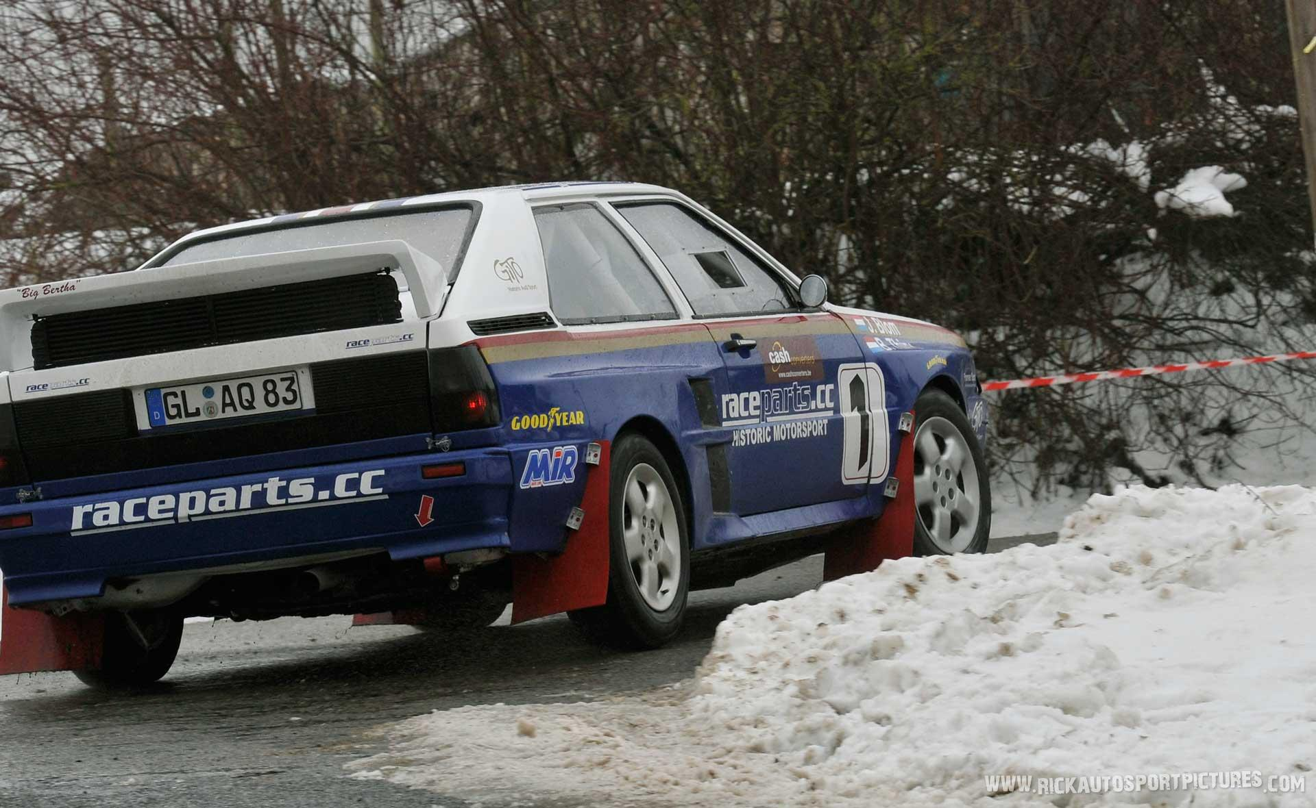 Bruno Thiry legend boucles spa 2013