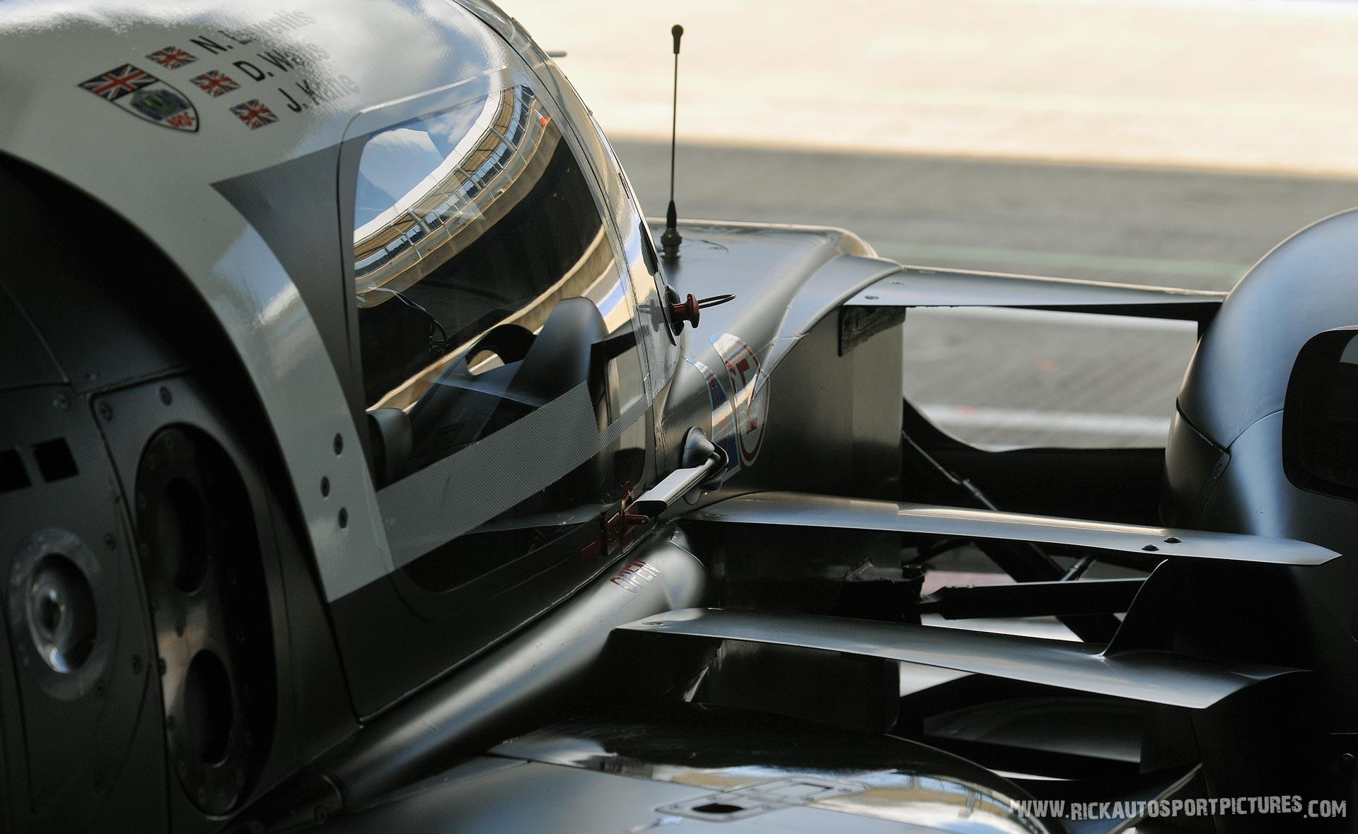 Strakka Racing WEC Silverstone 2015