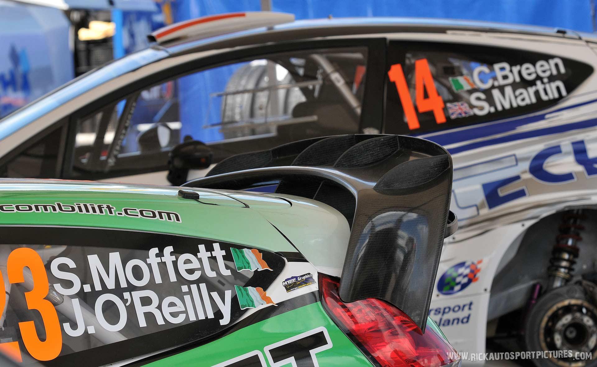 Keltech Motorsport Fiesta RS WRC
