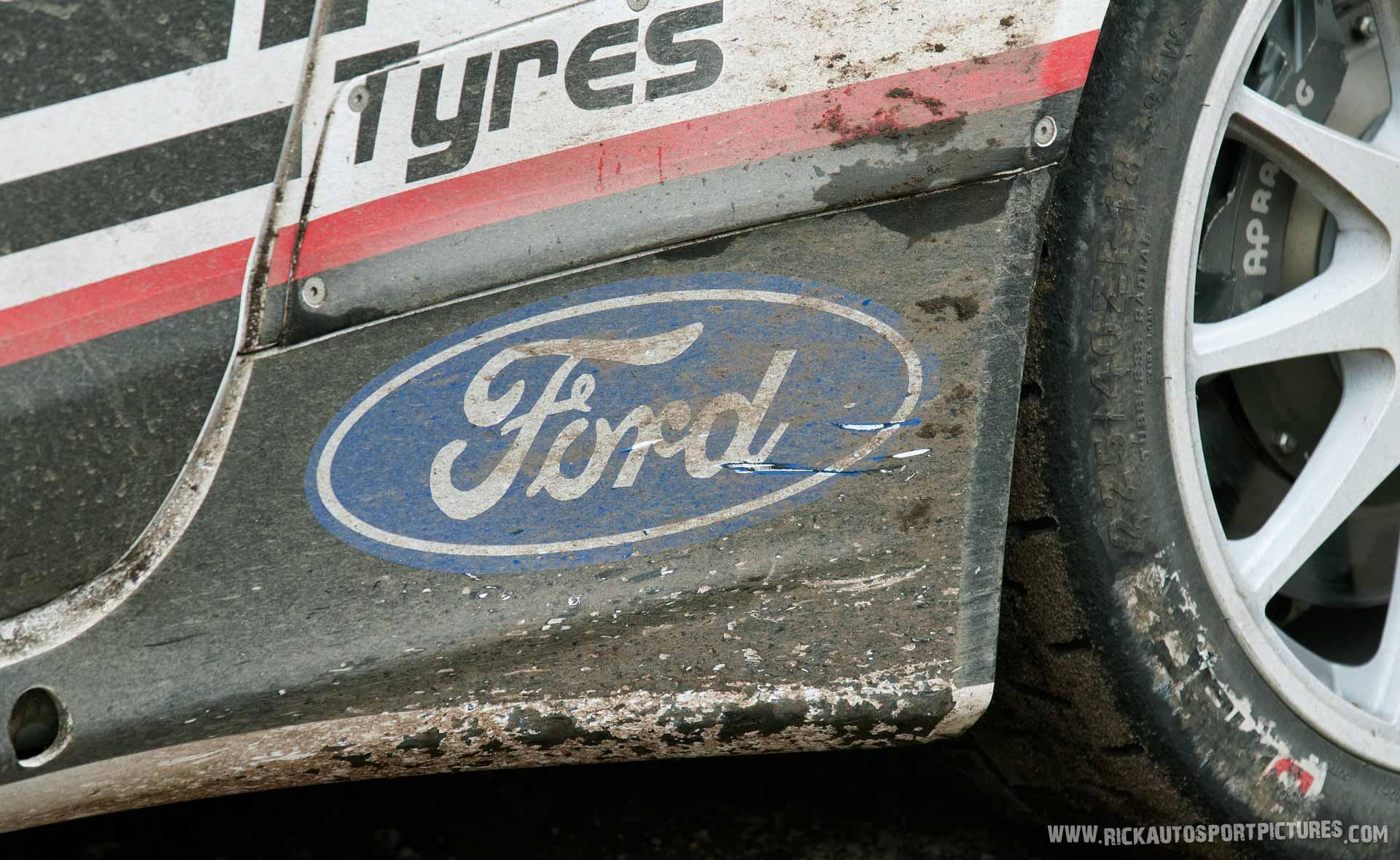 Autotek Drive DMack Ford Fiesta R5 wrc 2014