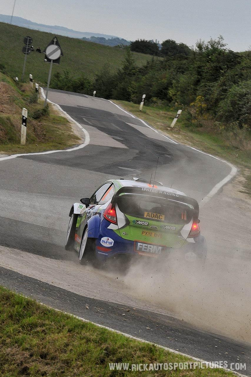 Dennis Kuipers Deutschland Rally 2014