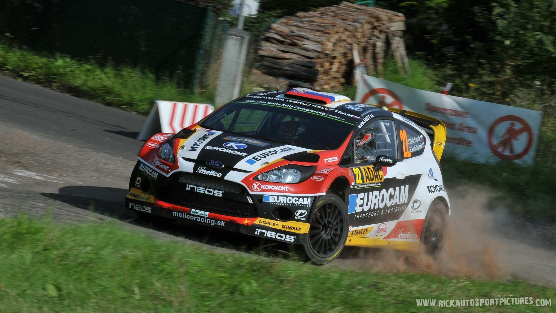 Team Jipocar Fiesta WRC 2014