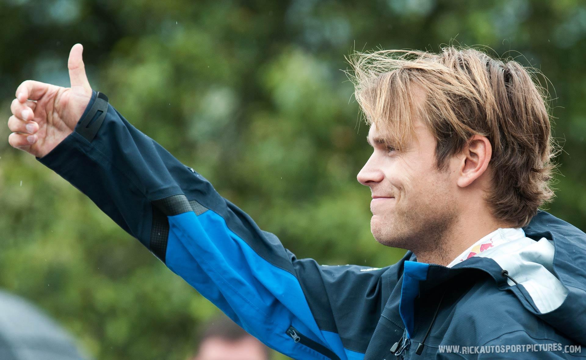 Andreas Mikkelsen, Deutschland Rally 2014