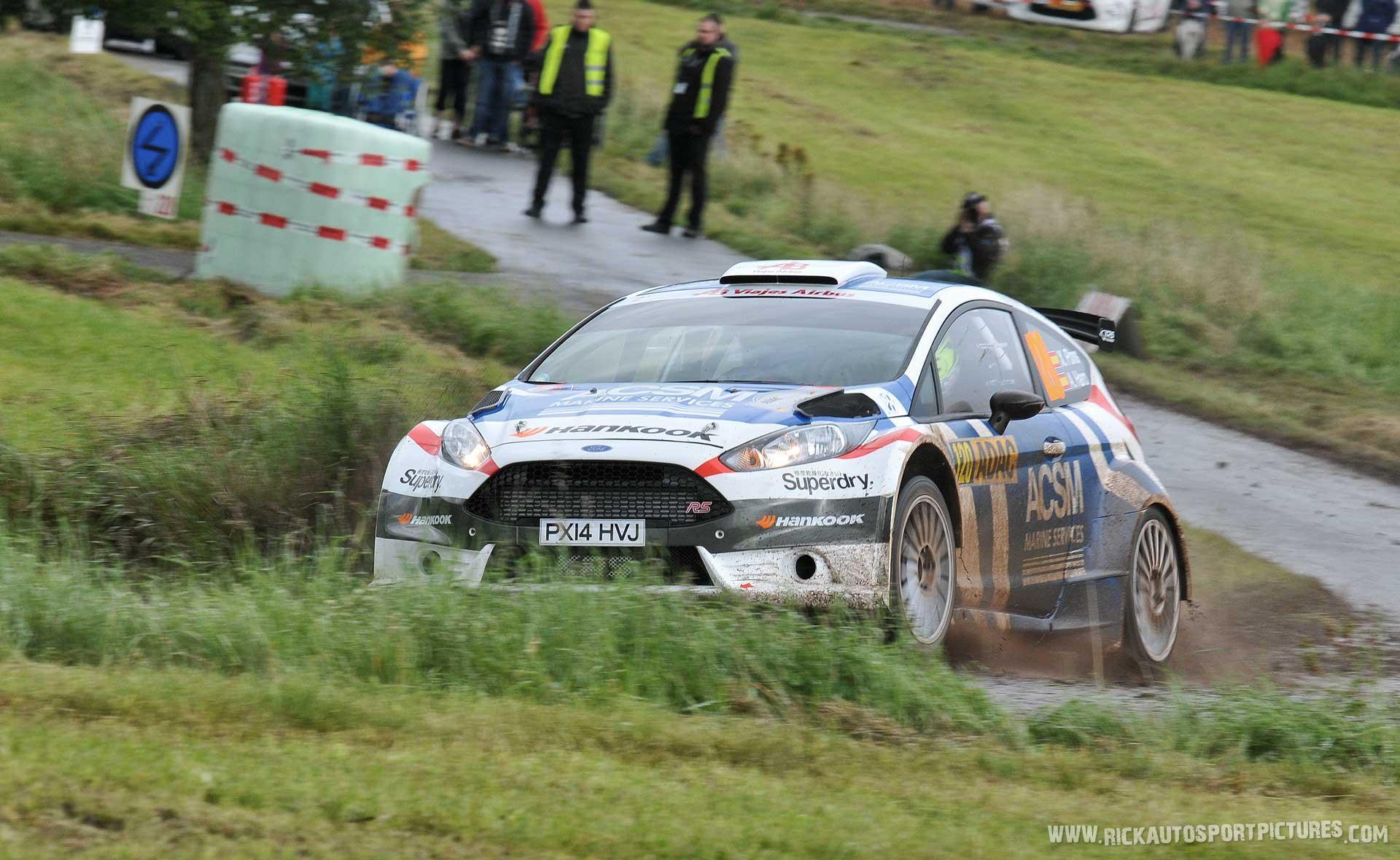 xavi Pons deutschland rally 2014