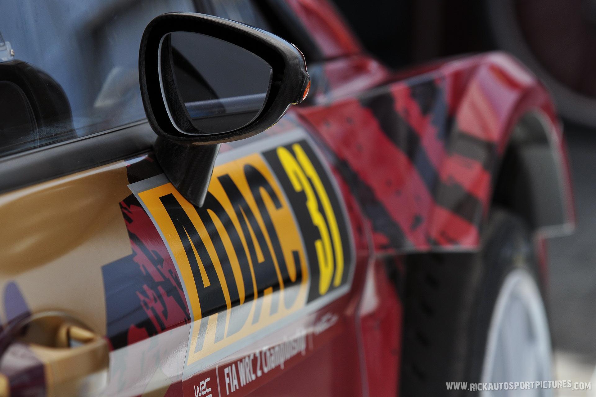 Nasser Al-Attiyah Deutschland Rally 2014