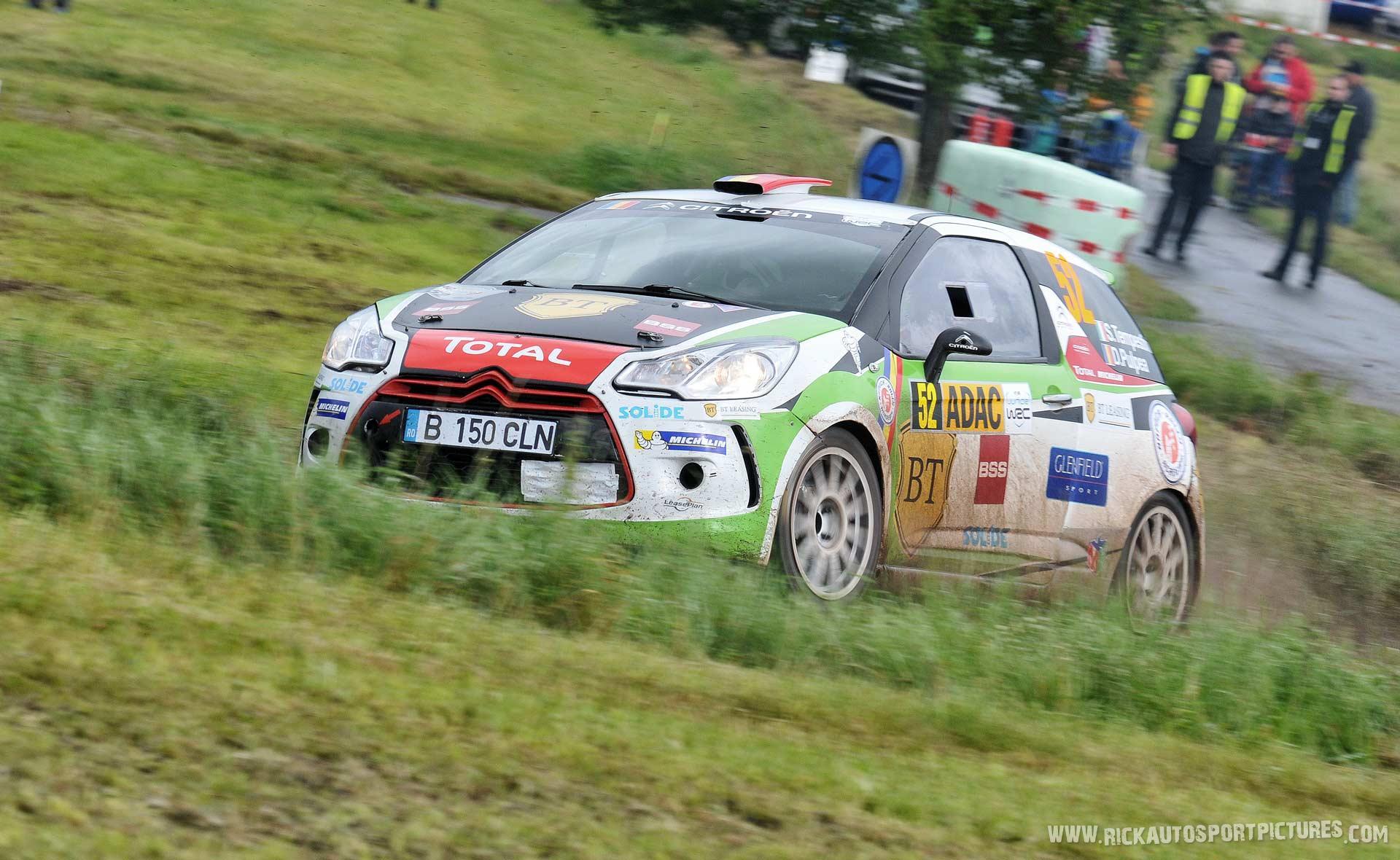 Tempestini Deutschland rally 2014