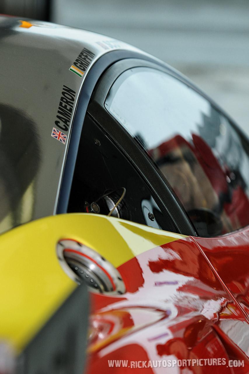 AF Corse Silverstone 2016