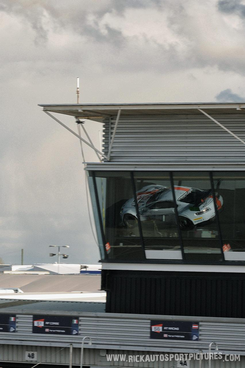 Aston Martin Prodrive Silverstone 2016