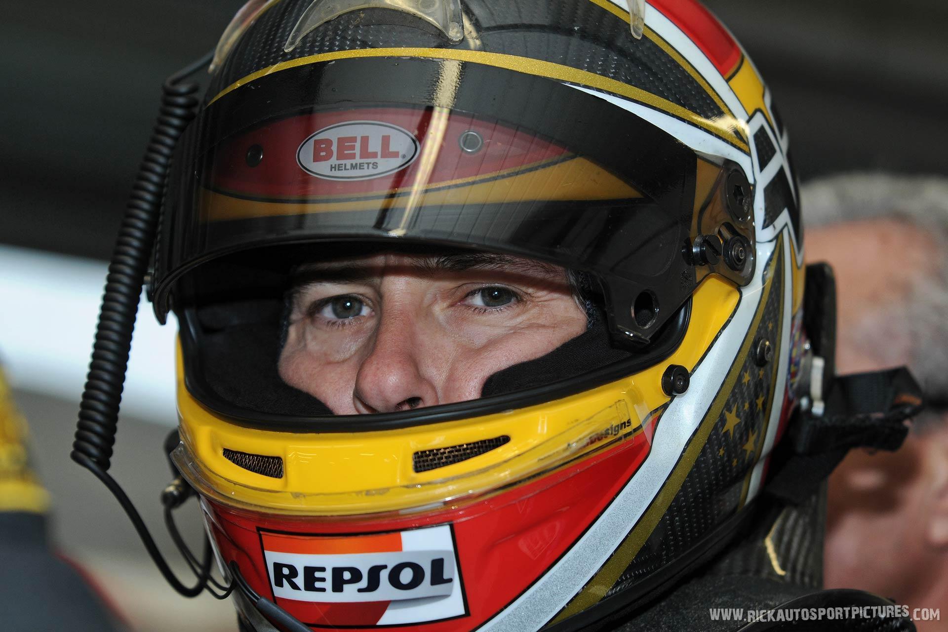 Alvaro Fontes Silverstone 2016