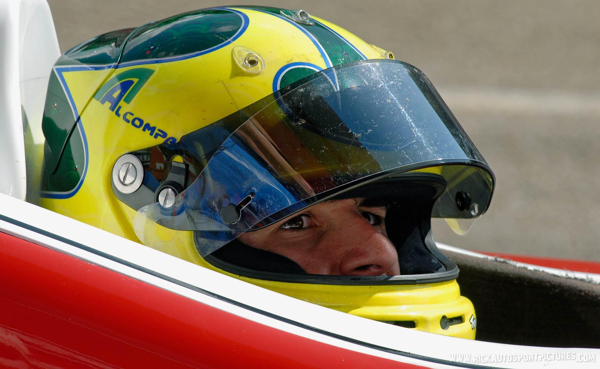 Bruno Junqueira Champcar 2007