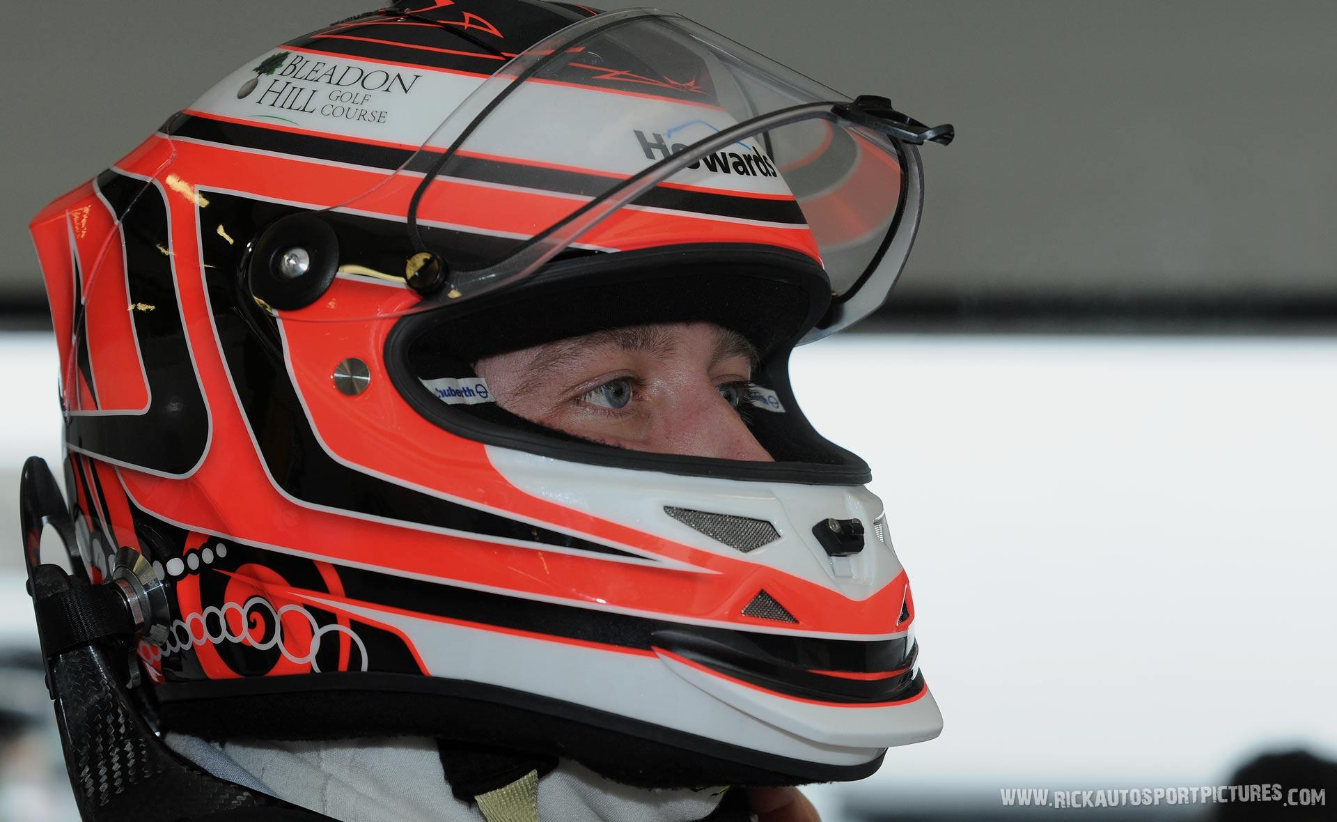Jonathan Coleman Silverstone 2016