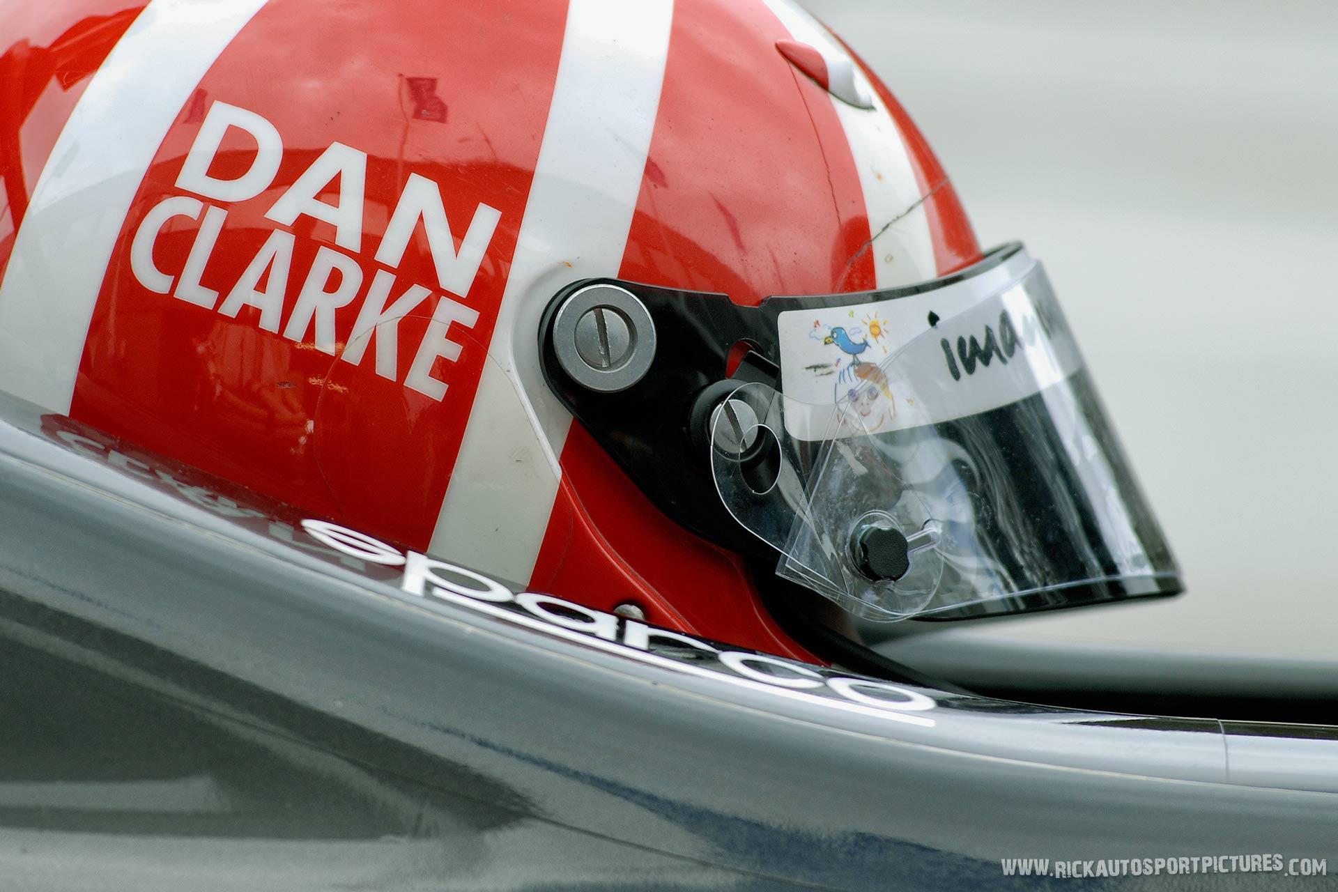 Dan Clarke Champcar 2007