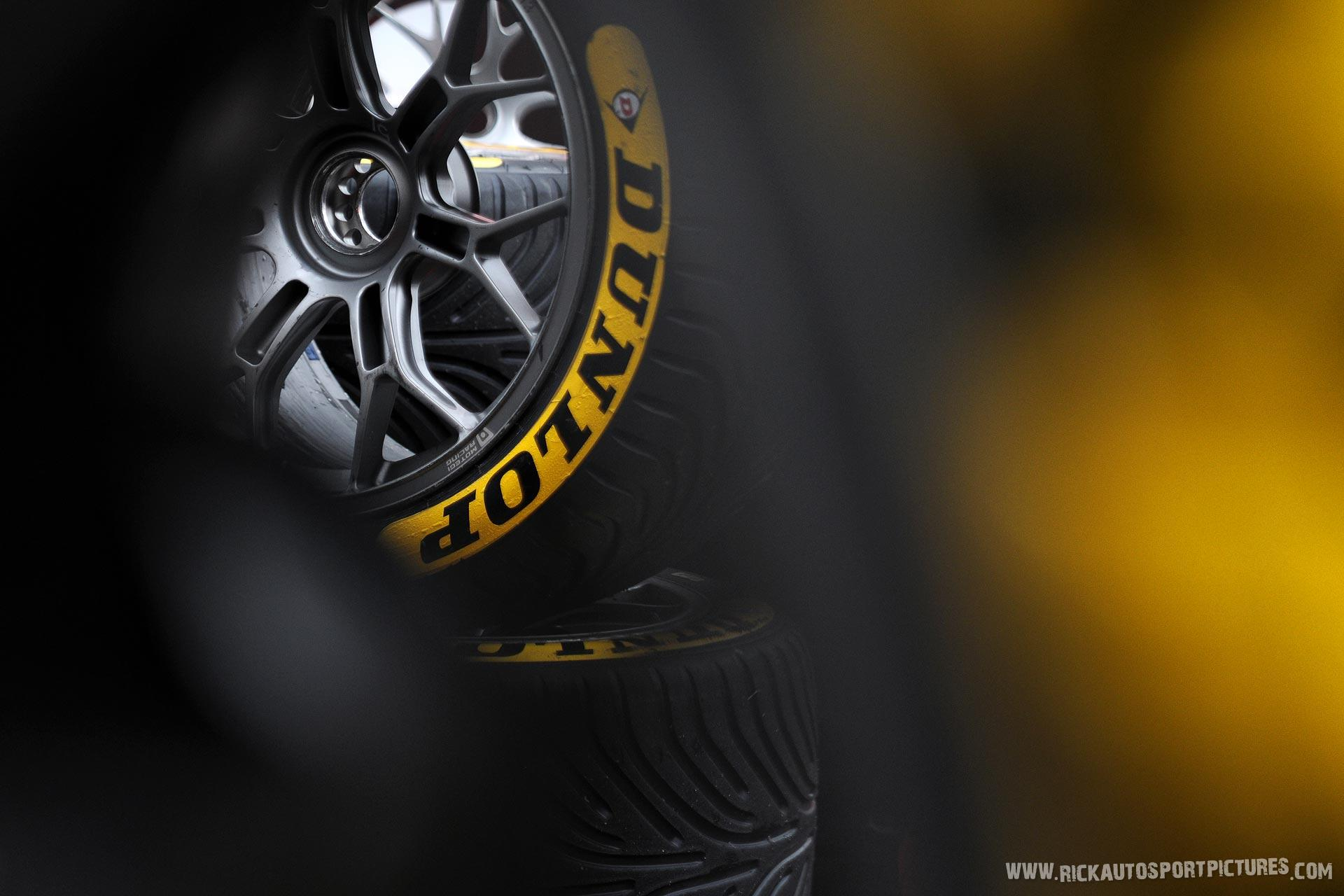 Dunlop Tyres Silverstone 2016