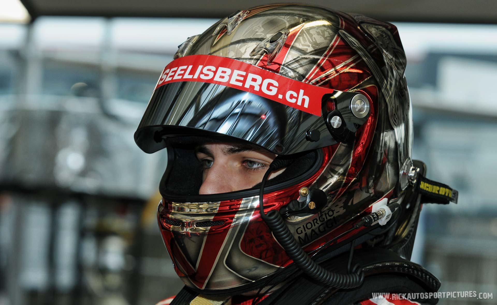 Giorgio Maggi Silverstone 2016