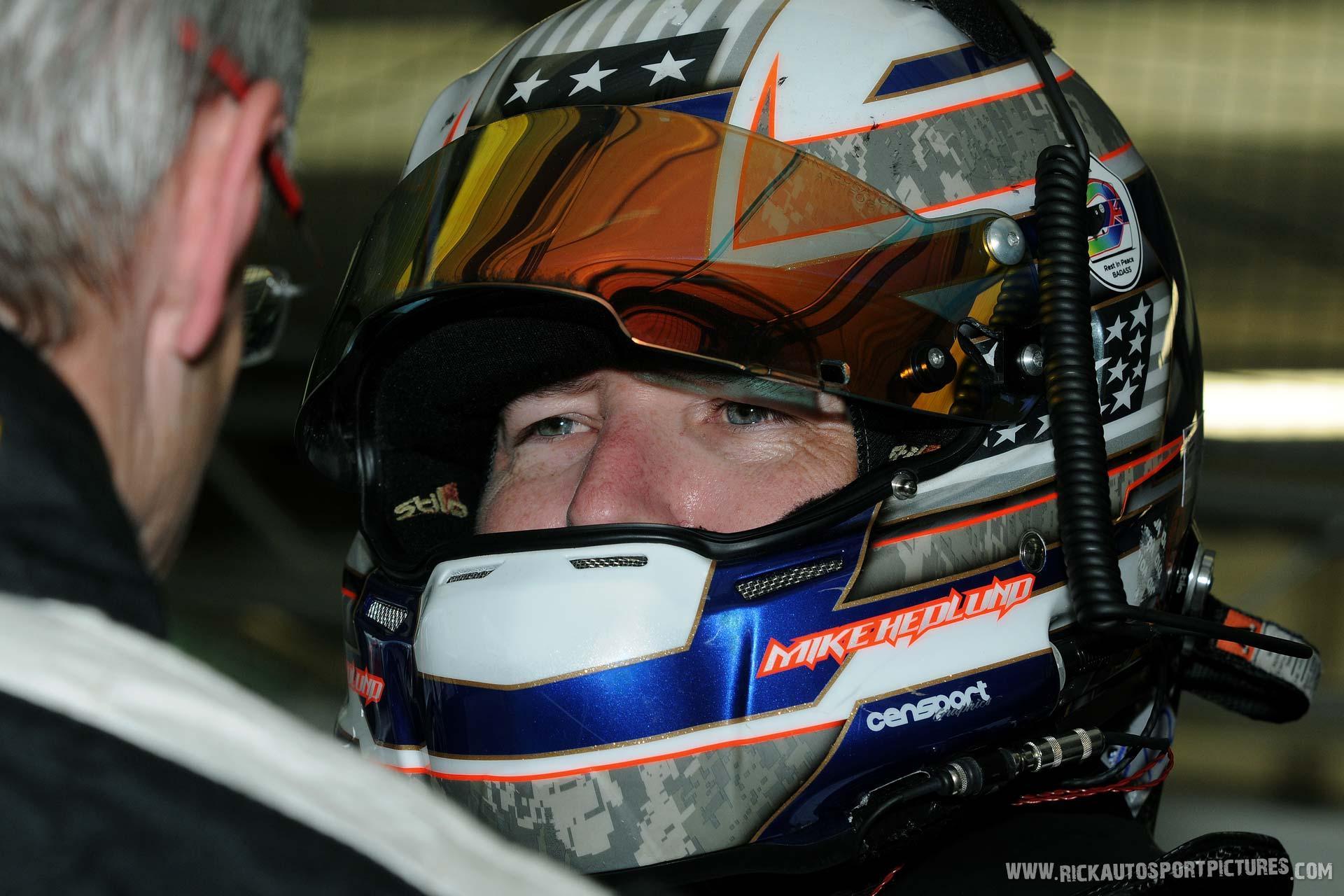 Mike Hedlund Silverstone 2016