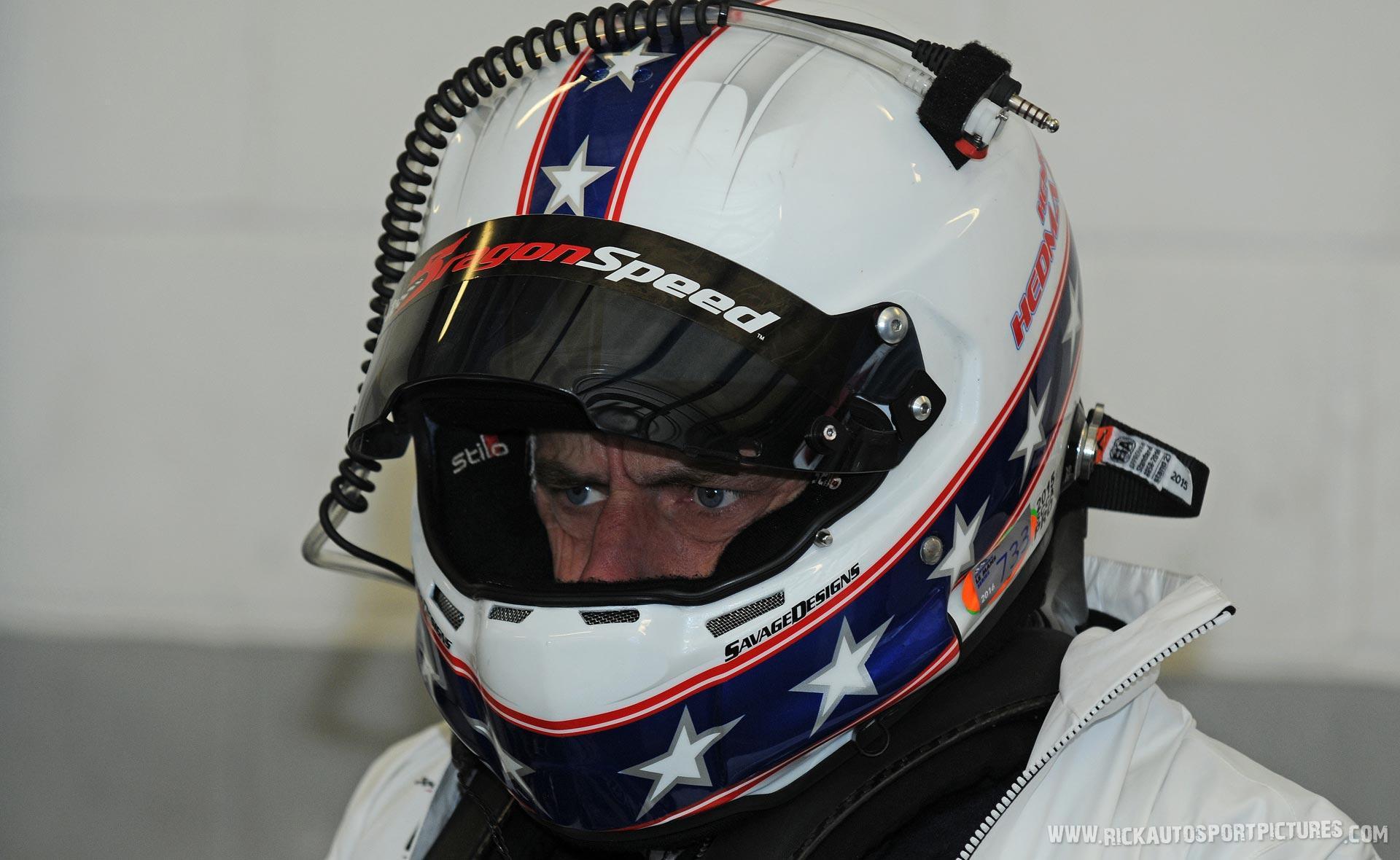 Henrik Hedman Silverstone 2016