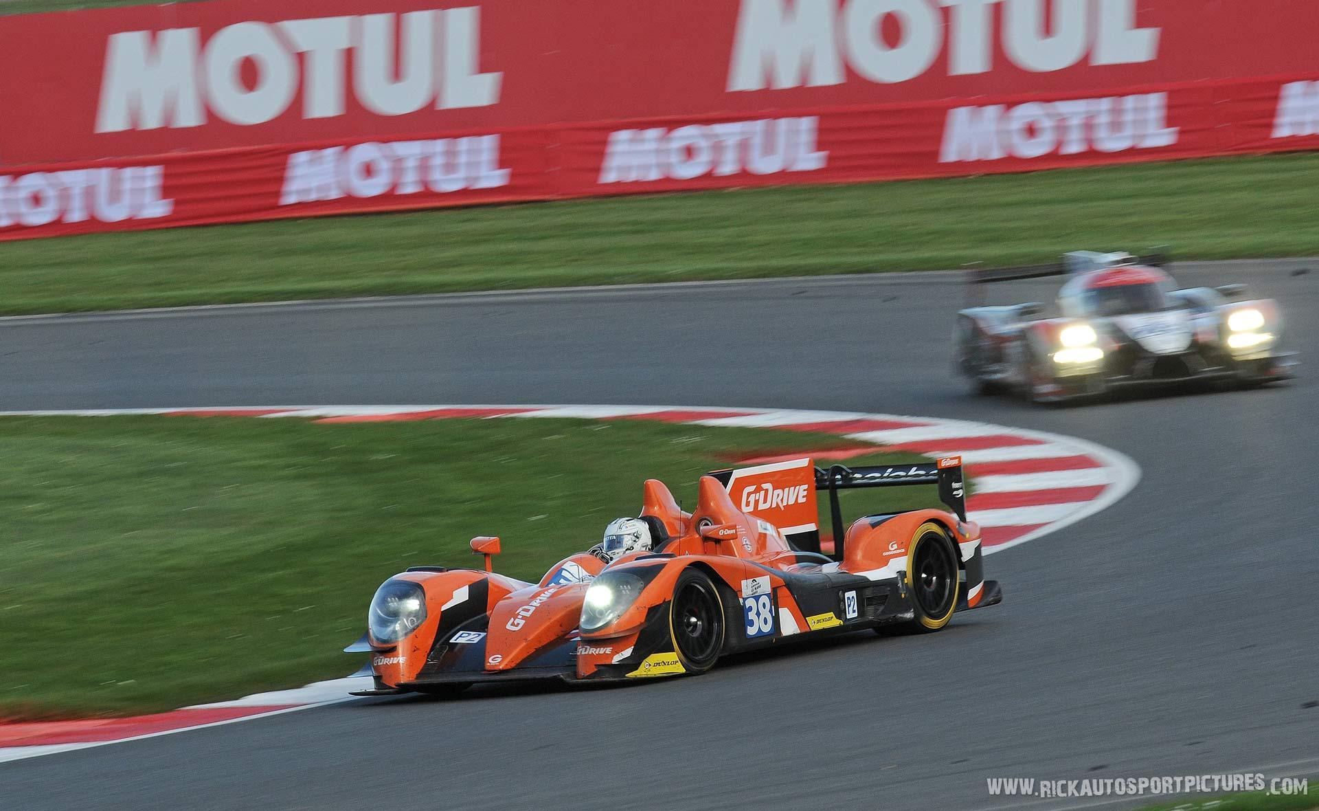 Giedo van der Garde Silverstone 2016