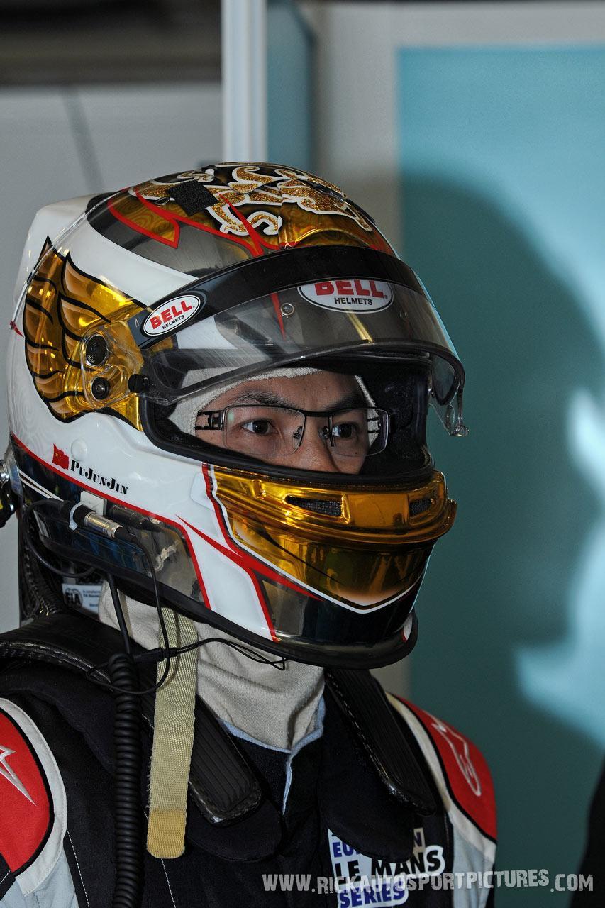 Pu Junjin Silverstone 2016