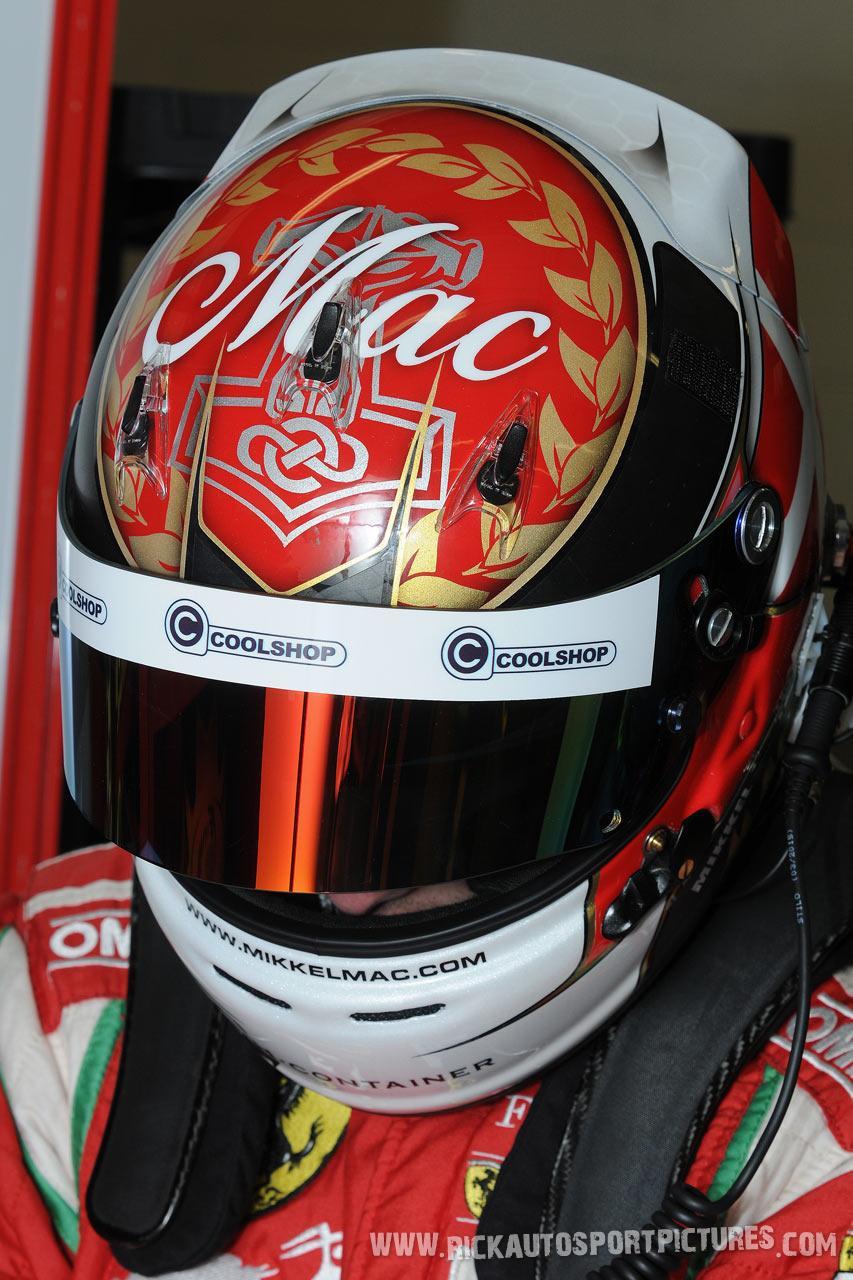 Mikkel Mac Silverstone 2016