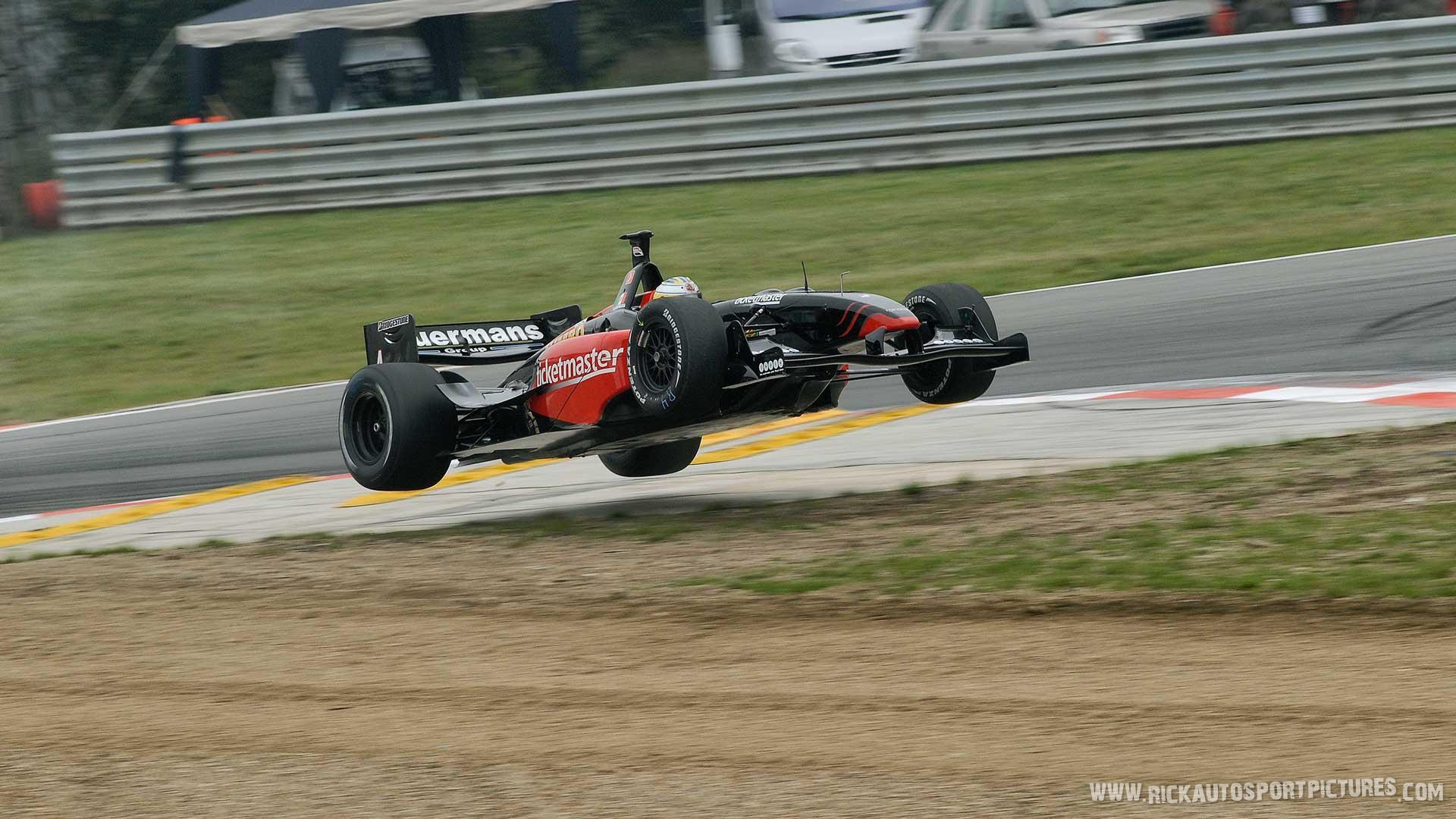 Mario Dominguez Champcar 2007