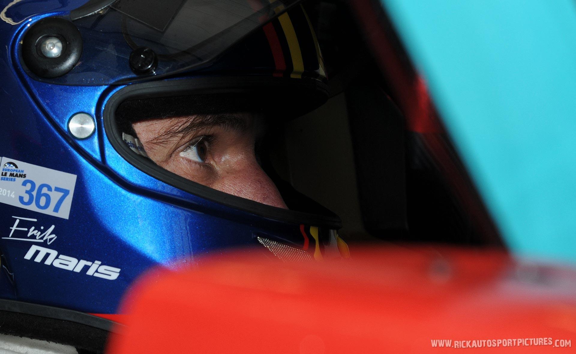 Erik Maris Silverstone 2016