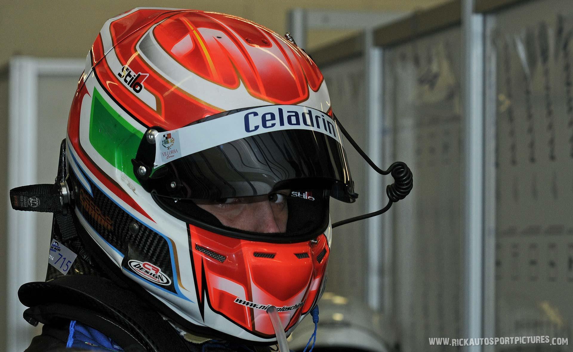 Nicolio Schirro silverstone 2016