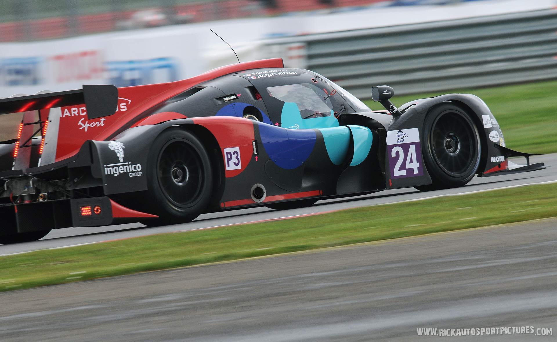 OAK Racing Silverstone 2016