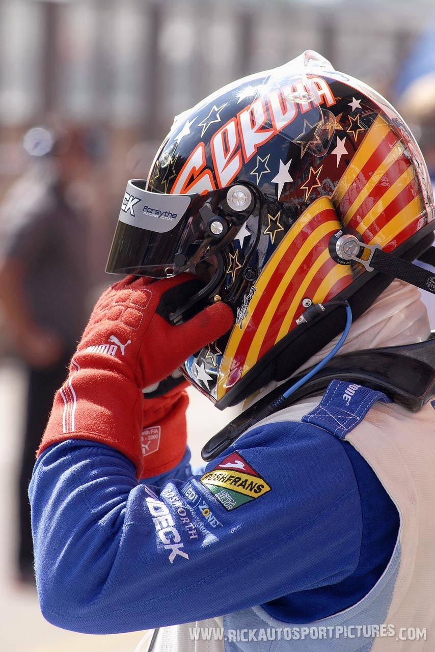 Oriol Servia Champcar 2007