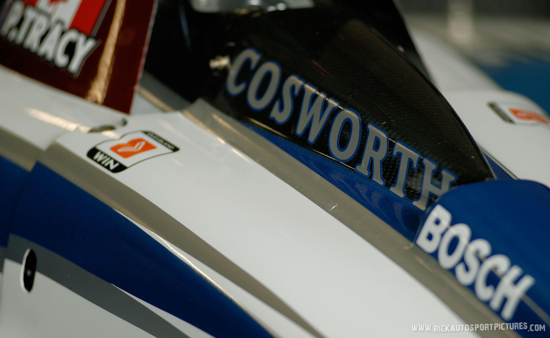 Forsythe Racing Champcar 2007