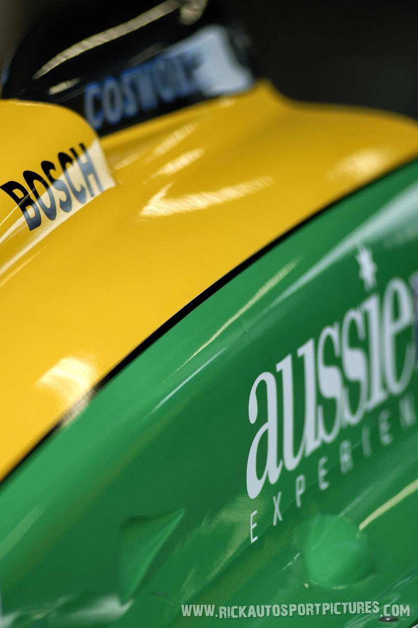 Team Australia Champcar 2007