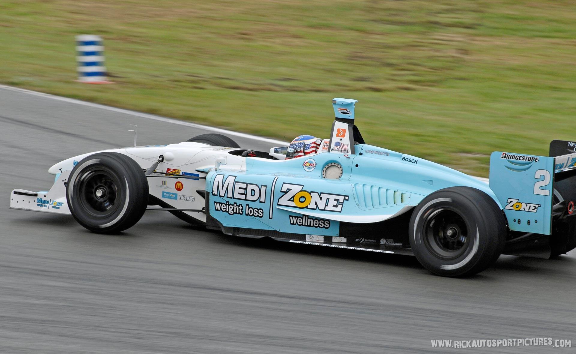 Graham Rahal Champcar 2007