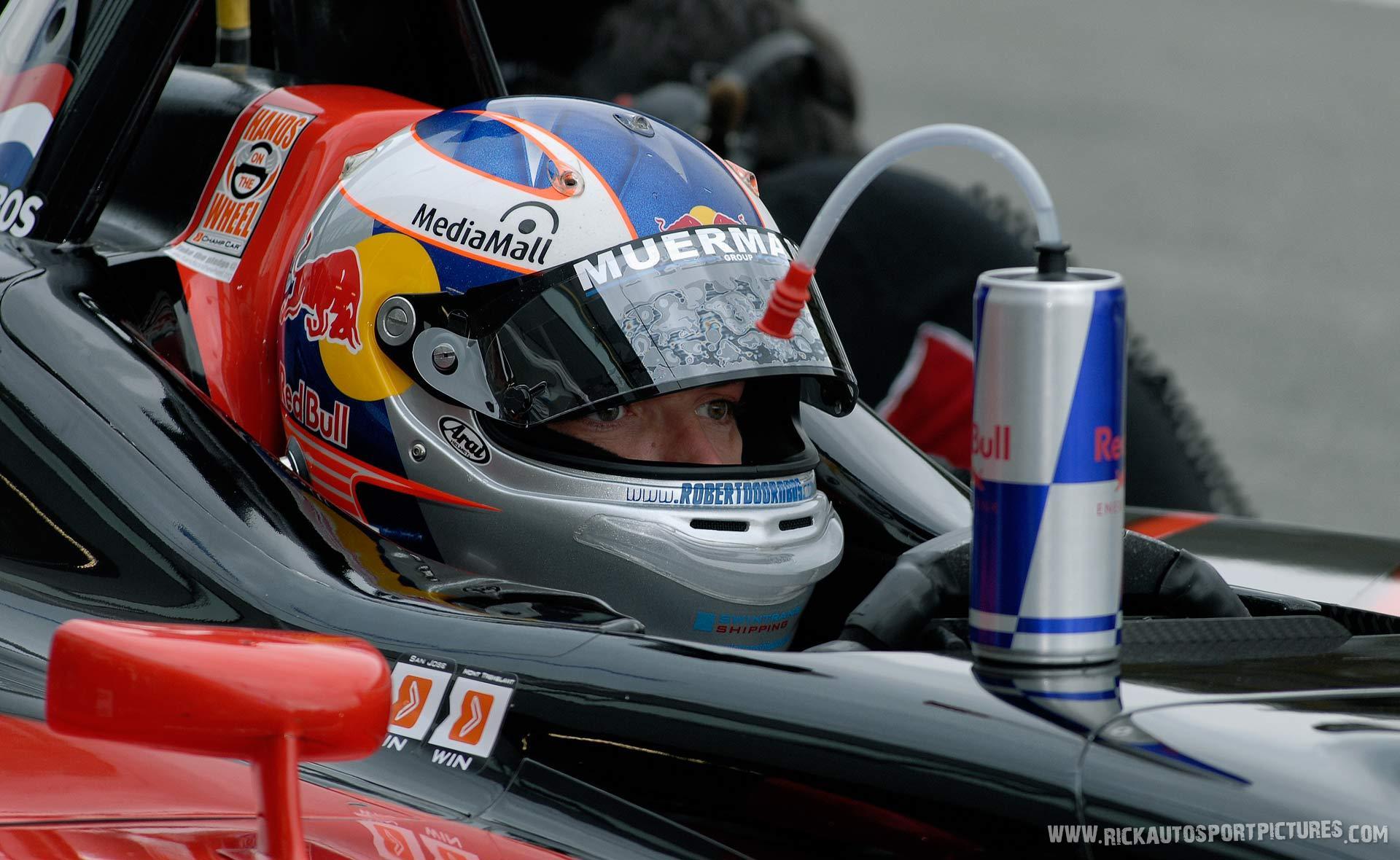 Robert Doornbos Champcar 2007
