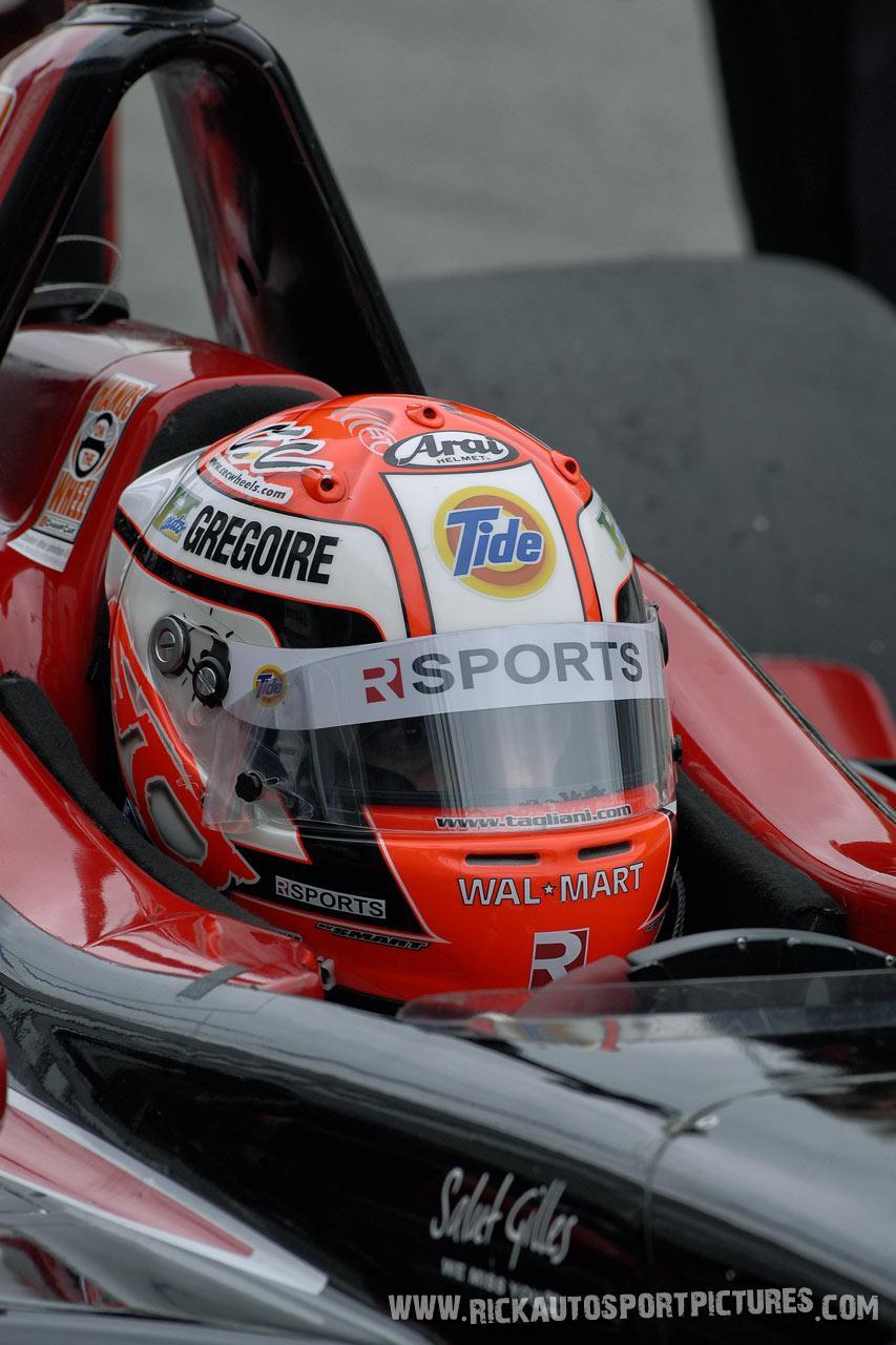 Alex Tagliani Champcar 2007