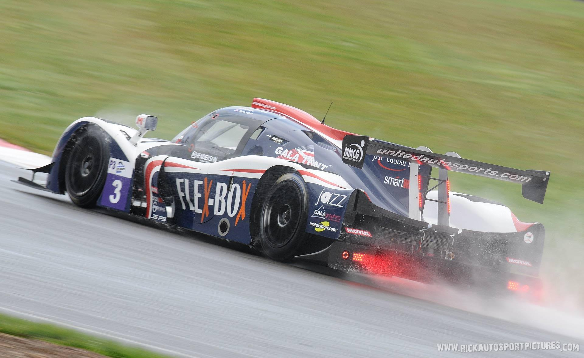 United Autosports Ligier silverstone 2016