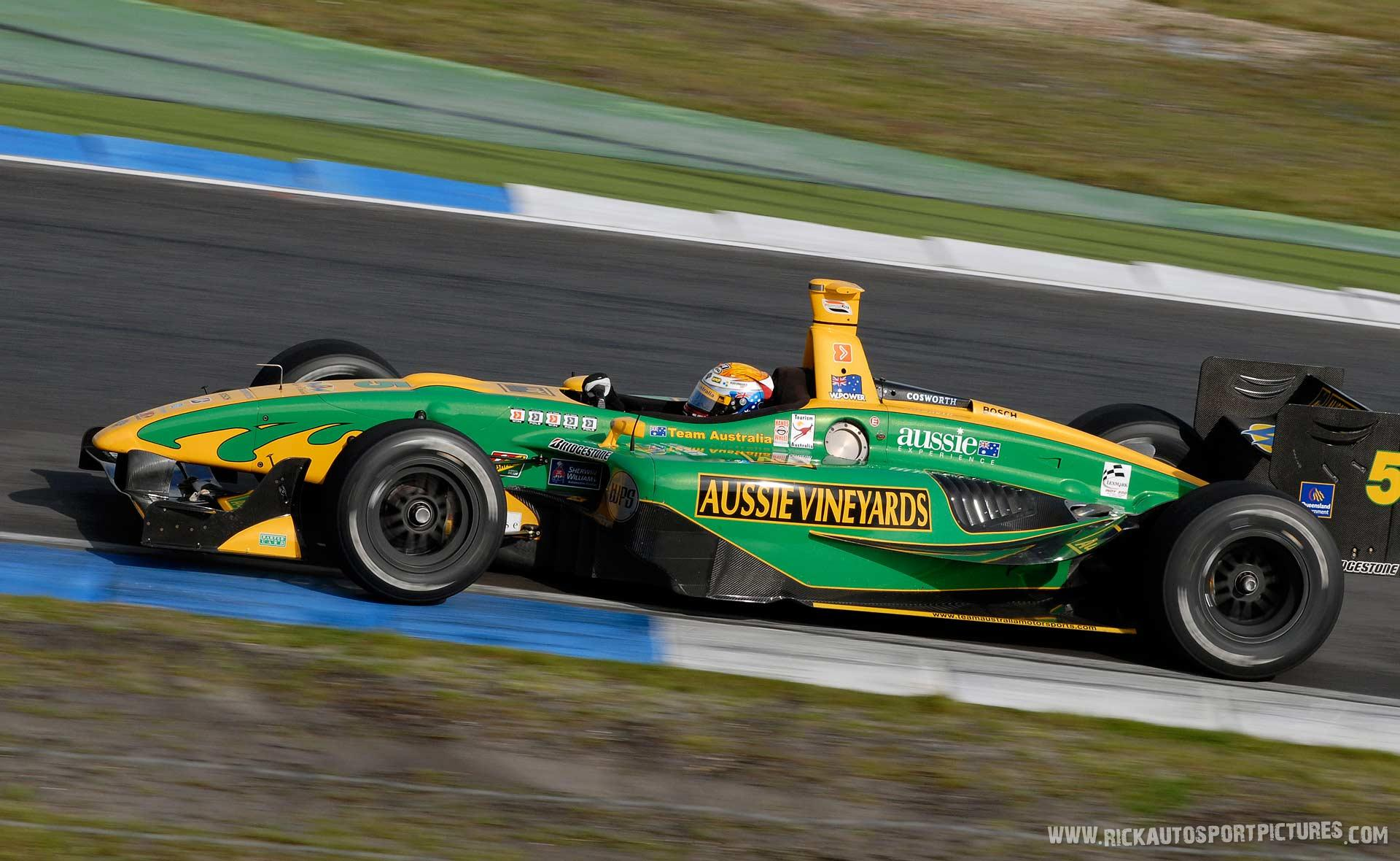 Will Power Champcar 2007