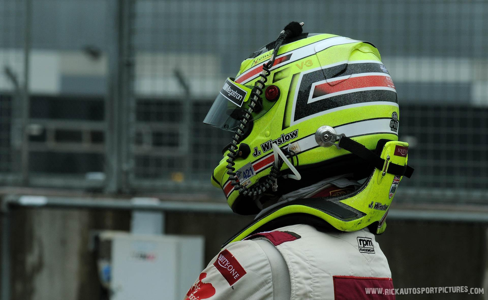 James Winslow Silverstone 2016