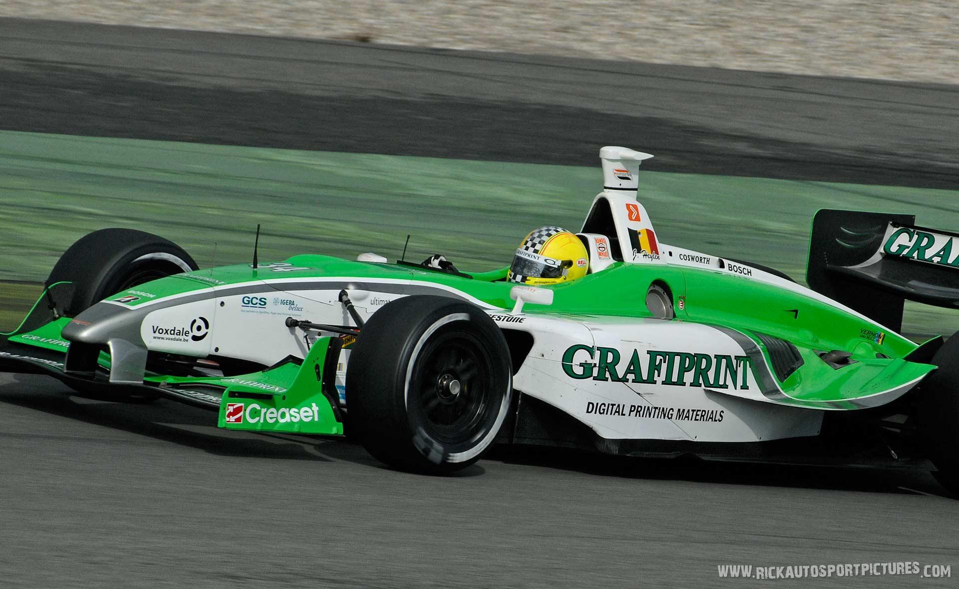 Jan Heylen, Champcar 2007