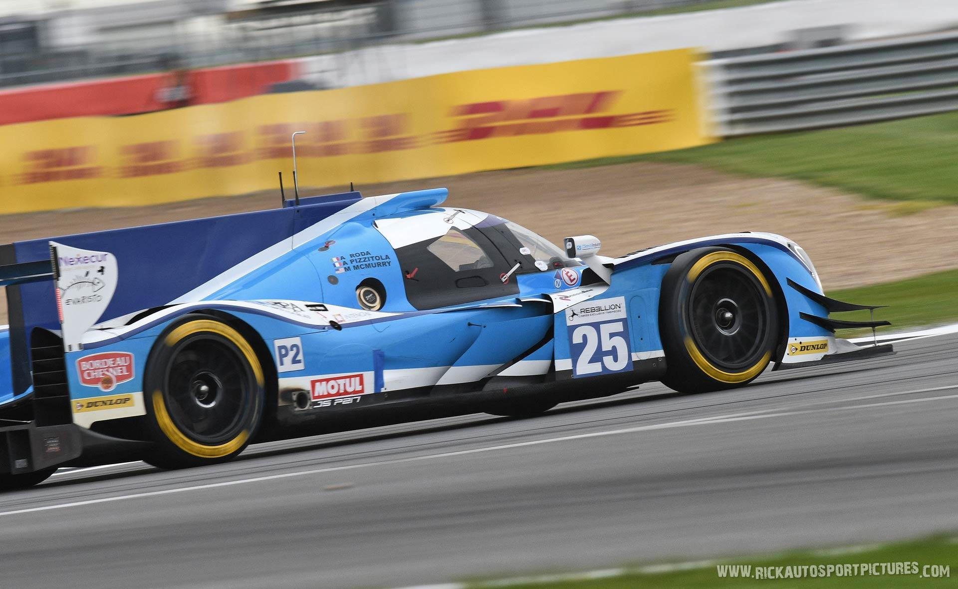 Algarve Pro Racing Silverstone 2017