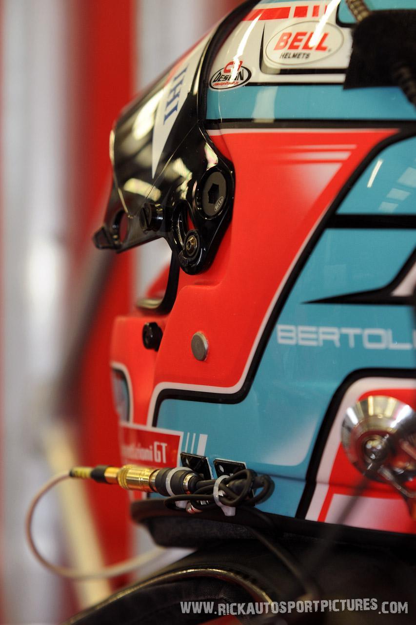 Andrea Bertolini Silverstone 2017