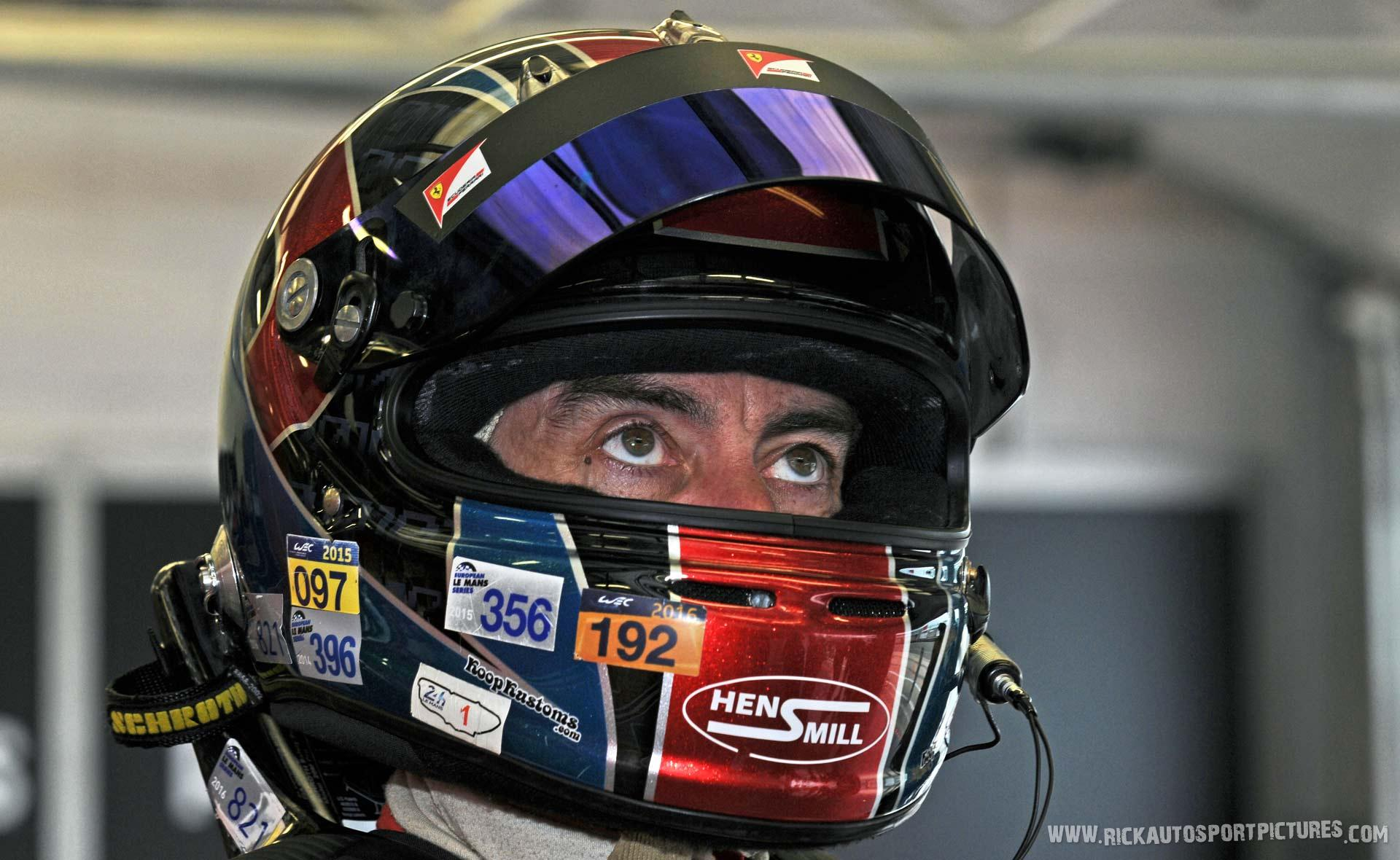 Duncan Cameron Silverstone 2017