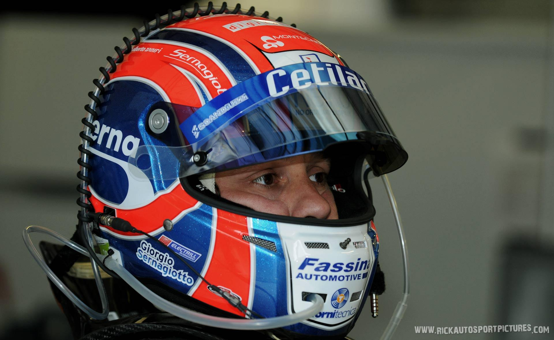 Giorgio Sernagiotto Cetilar Villorba Corse silverstone 2017