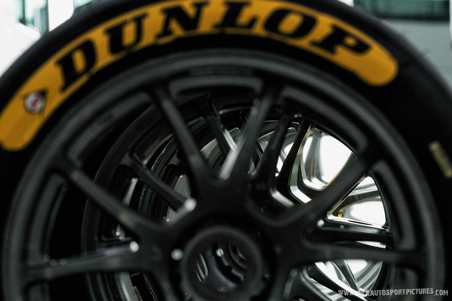Dunlop silverstone 2017